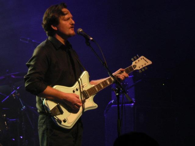 The Big Dish's Steven Lindsay – Live at Celtic Connections 2012