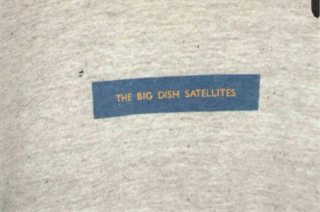 The Big Dish Satellites